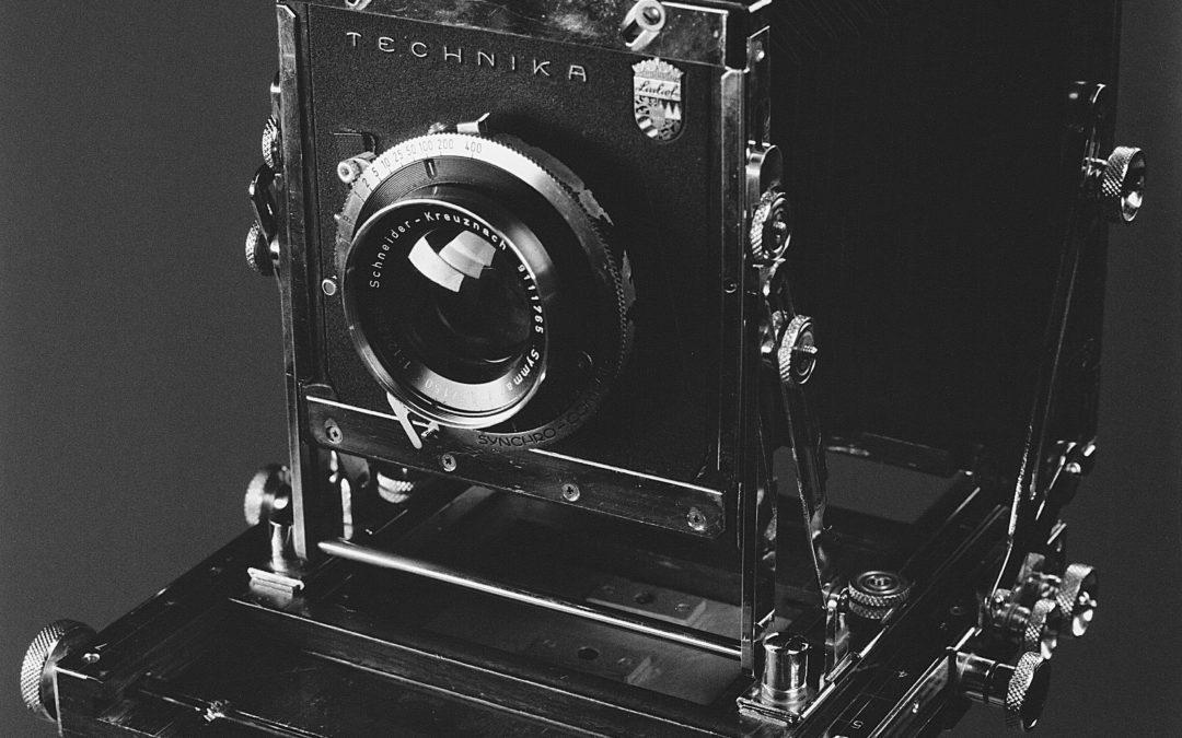 Les différents types de caméra
